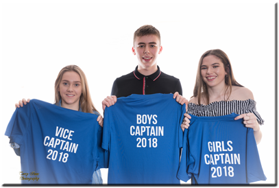 Club Captains 2018